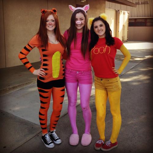 DIY Winnie The Pooh Costume  disney costume on Tumblr