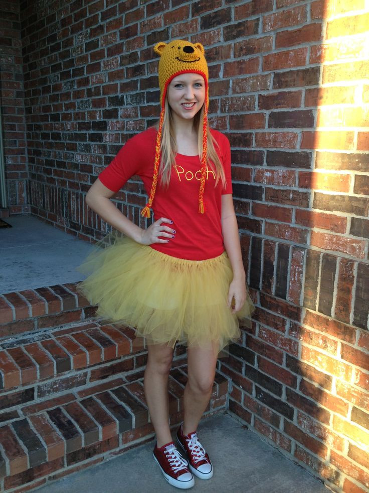 DIY Winnie The Pooh Costume  17 Best ideas about Winnie The Pooh Costume on Pinterest