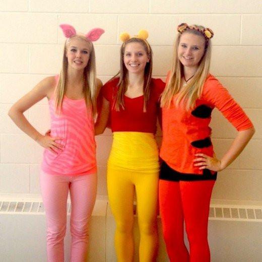 DIY Winnie The Pooh Costume  30 DIY Halloween Costume Ideas