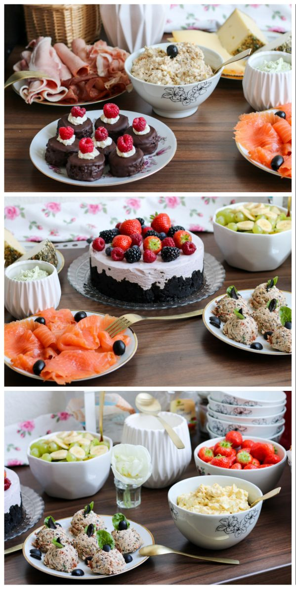 Easter Party Food Ideas Pinterest  25 best ideas about Easter brunch on Pinterest