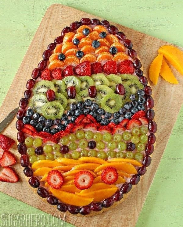 Easter Party Food Ideas Pinterest  Easter fruit appetizer Healthy Easter food