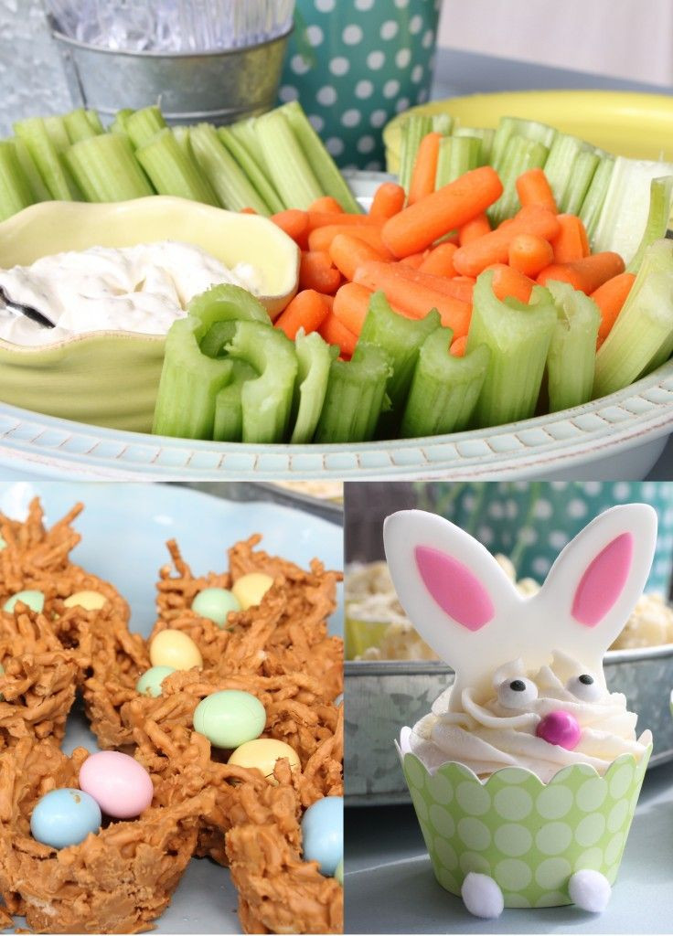 Easter Party Food Ideas Pinterest  Easter Party Food Holly McKenzie holidays