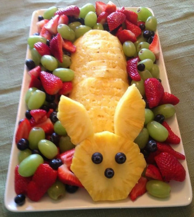 Easter Party Food Ideas Pinterest  The BEST Spring & Easter Food Ideas Kitchen Fun With My