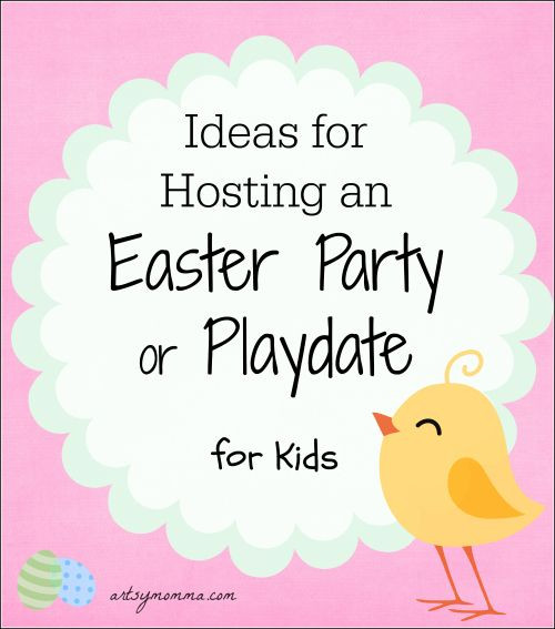 Easter Party Ideas Children  1000 ideas about Easter Party on Pinterest