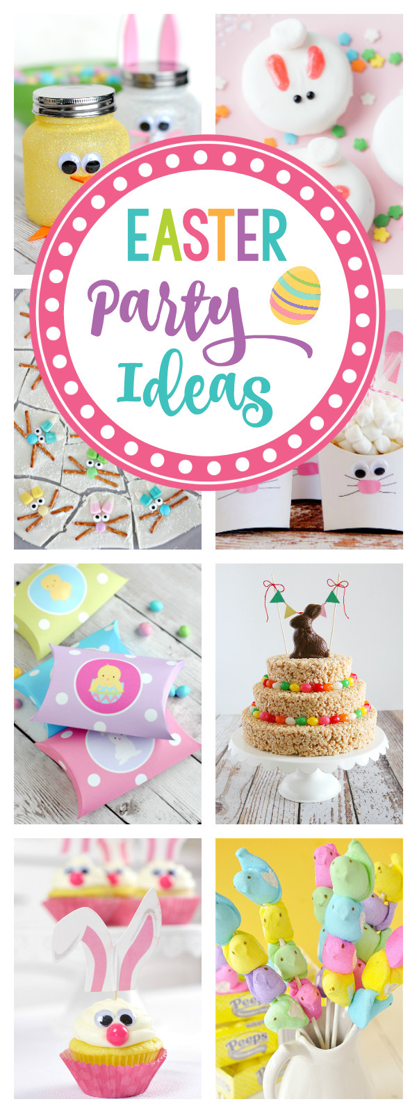 Easter Party Ideas Children  25 Fun Easter Party Ideas for Kids – Fun Squared