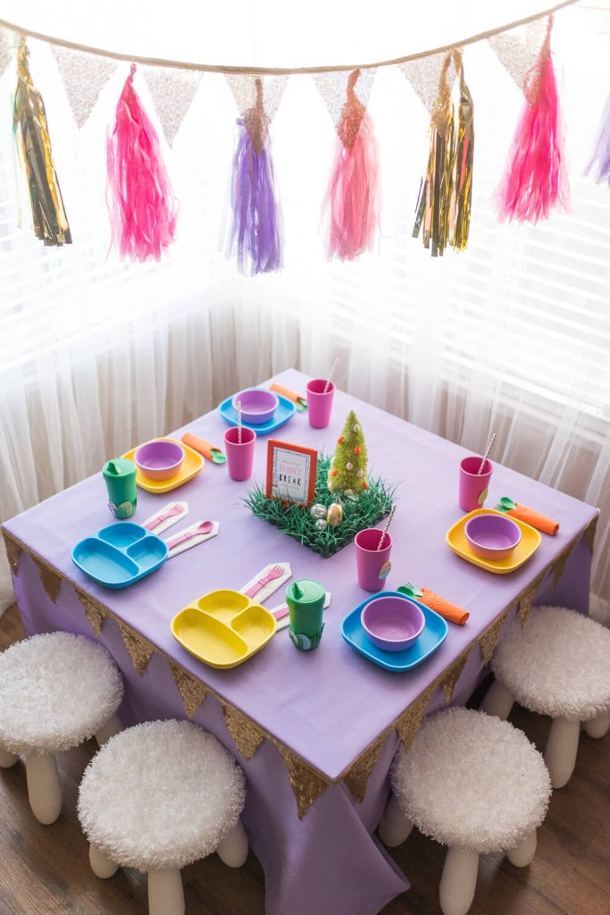 Easter Party Ideas Children  Hip Hop Hooray Easter Party Everyday Party Magazine
