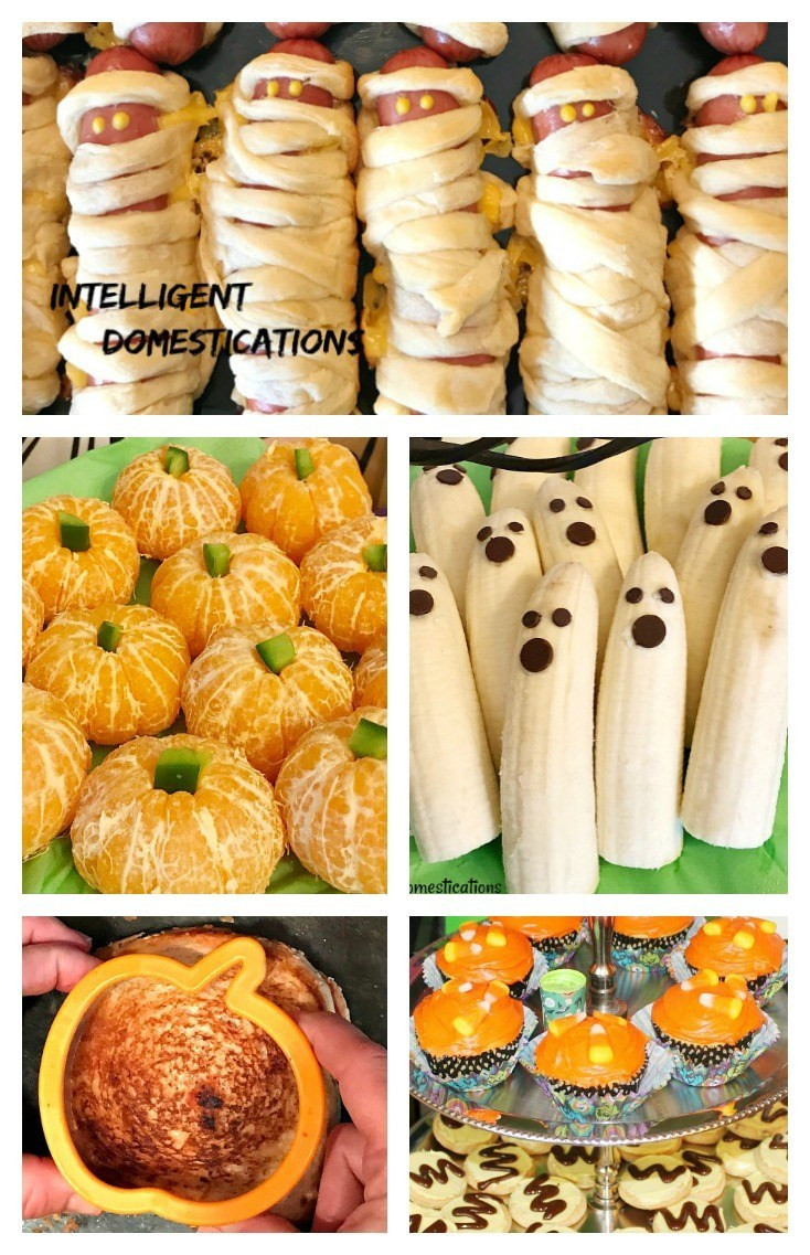 Easy Halloween Party Food Ideas  Seven Super Easy Halloween Party Food Ideas Intelligent
