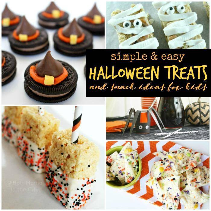 Easy Halloween Party Food Ideas  21 Easy Halloween Party Food Ideas For Kids Passion for