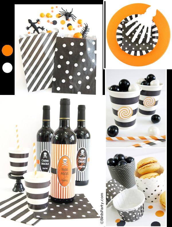 Easy Halloween Party Food Ideas  Easy Halloween Party Ideas DIY Decor & Food Party Ideas