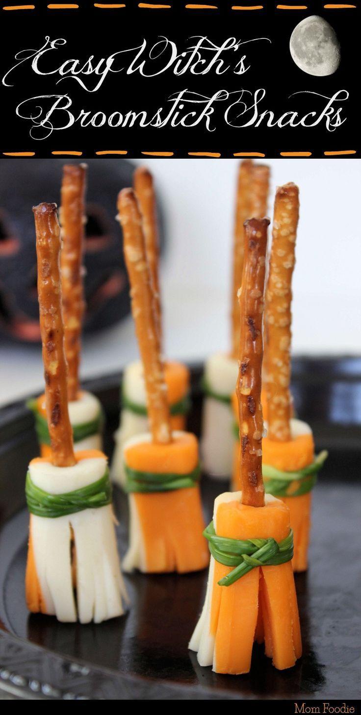Easy Halloween Party Food Ideas  Best 25 Halloween party snacks ideas on Pinterest