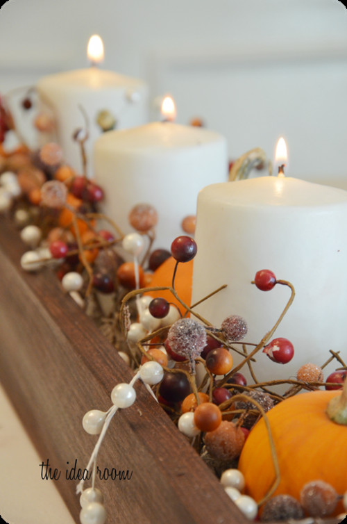 Easy Thanksgiving Table Decorations  Simple & Creative DIY Thanksgiving Decorations