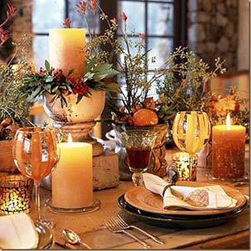 Easy Thanksgiving Table Decorations  301 Moved Permanently