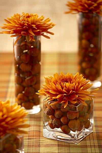 Easy Thanksgiving Table Decorations  20 Creative DIY Thanksgiving Ornaments And Centerpieces