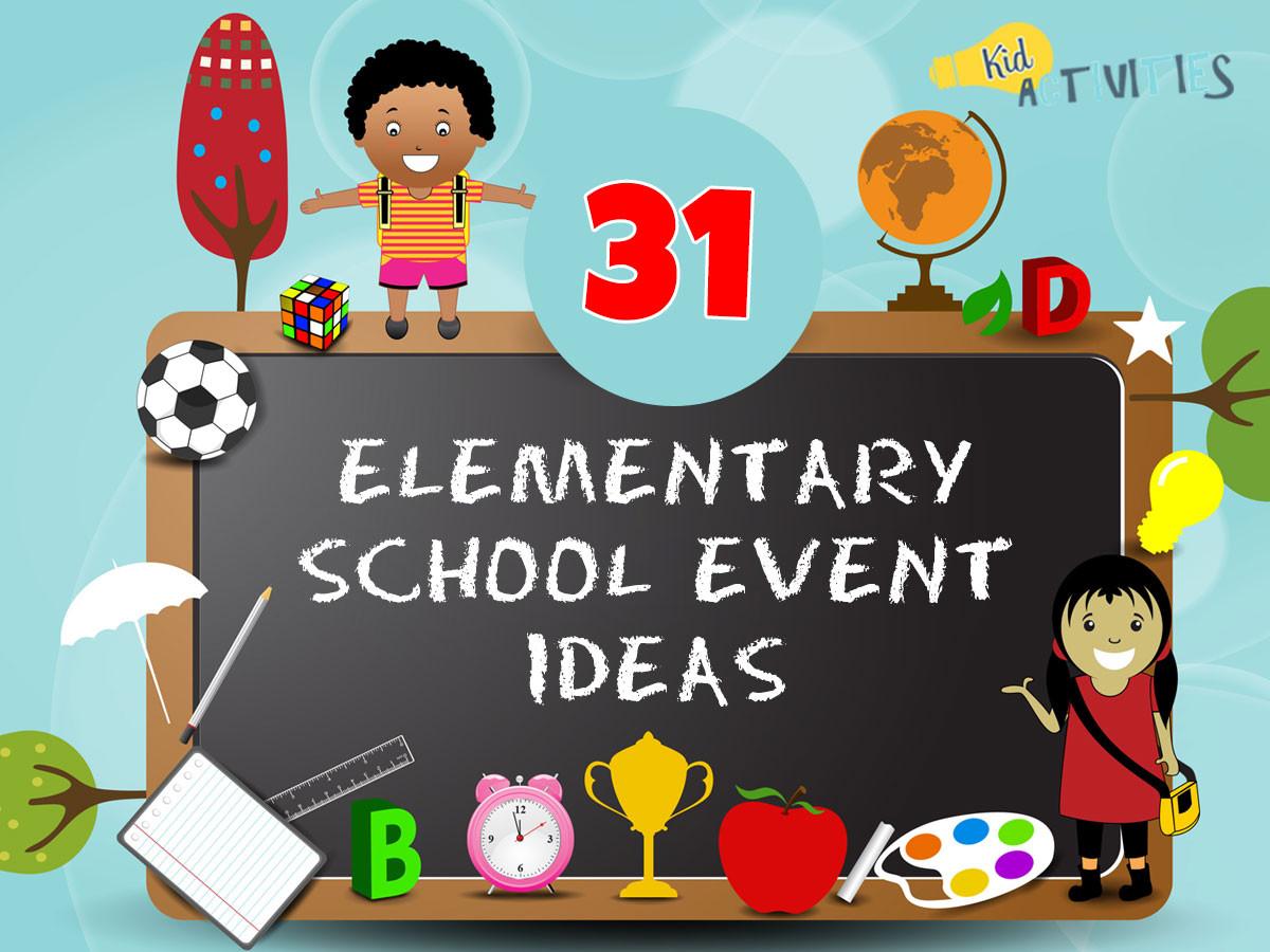 Elementary School Christmas Party Ideas  31 Elementary School Event Ideas [Family Fun Event Ideas