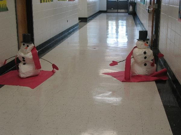 Elementary School Christmas Party Ideas  Be Different Act Normal Winter Class Party Ideas