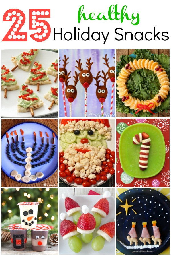 Elementary School Christmas Party Ideas  25 Healthy Christmas Snacks Fantastic Fun & Learning