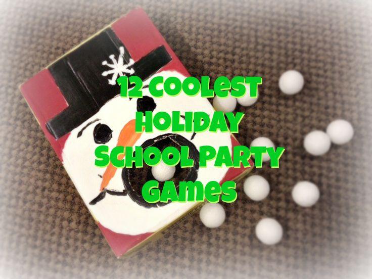 Elementary School Christmas Party Ideas  263 best Grade school ideas images on Pinterest