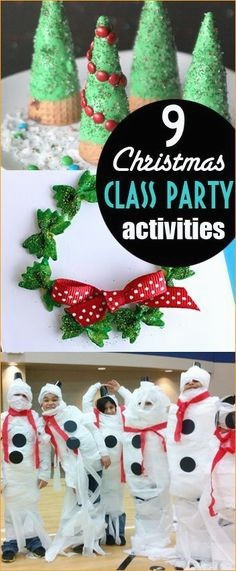 Elementary School Christmas Party Ideas  23 End the School Year Party Ideas for Kindergarten