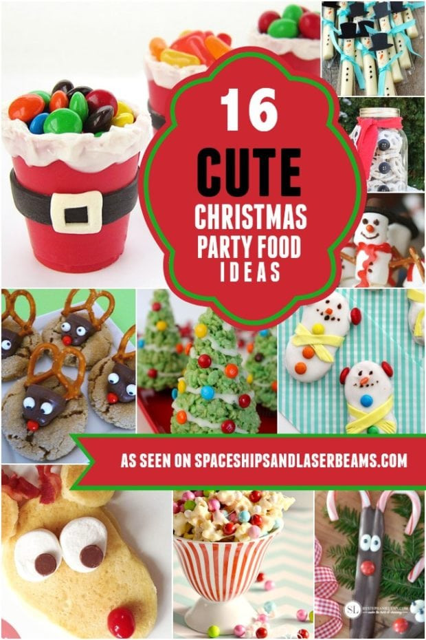 Elementary School Christmas Party Ideas  16 Cute Christmas Party Food Ideas Kids Will Love