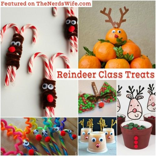 Elementary School Christmas Party Ideas  50 Winter Holiday Class Party Treats