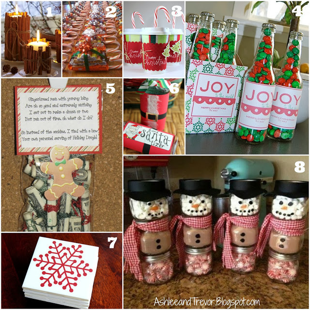 Family Christmas Gift Ideas  Smith Family DIY Inexpensive Christmas Gifts