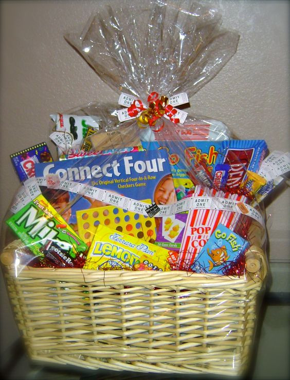 Family Christmas Gift Ideas  Family Game Night t basket audjiefied
