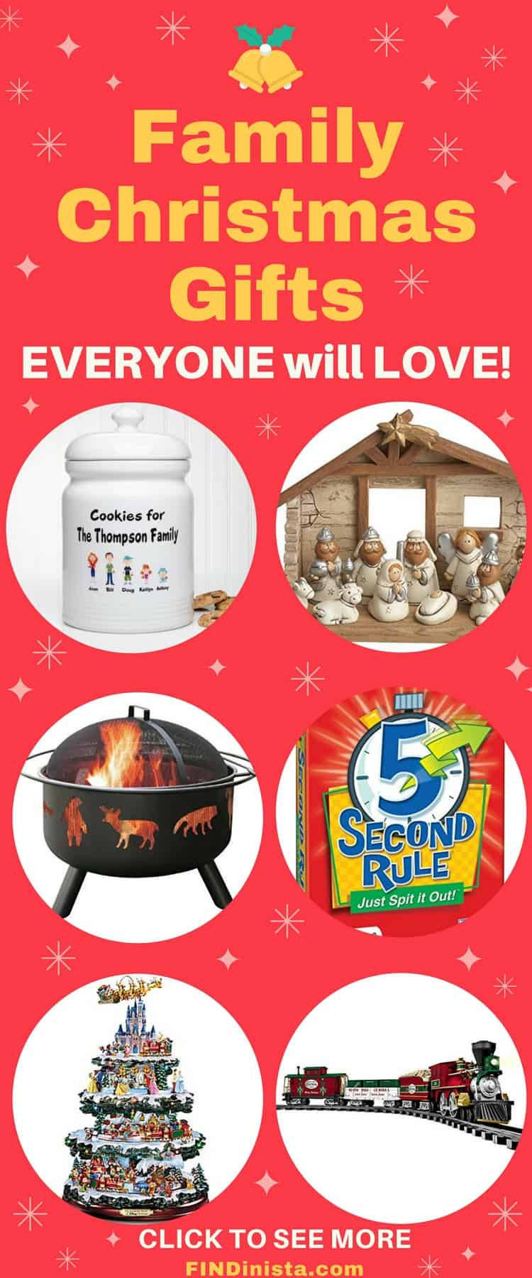 Family Christmas Gift Ideas  Best Family Gift Ideas for Christmas Fun Gifts the Whole