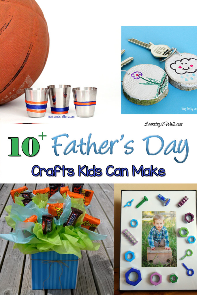 Father'S Day Gift Ideas For Preschoolers To Make  10 Father s Day Crafts for Kids For Kids