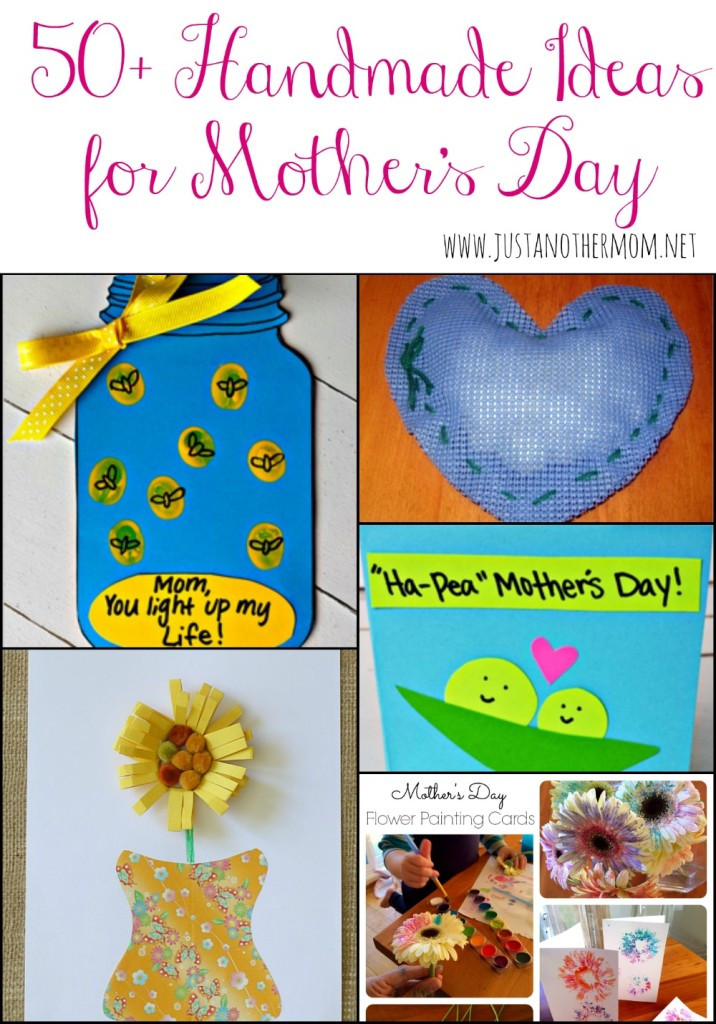 Father'S Day Gift Ideas For Preschoolers To Make  50 Handmade Gift Ideas for Mother s Day