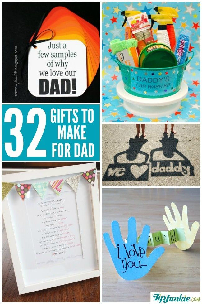 Father'S Day Gift Ideas For Preschoolers To Make  Best 25 Homemade ts for dad ideas on Pinterest