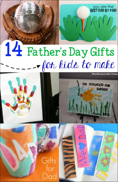 Father'S Day Gift Ideas For Preschoolers To Make  Kid Made Father s Day Gifts Mess for Less