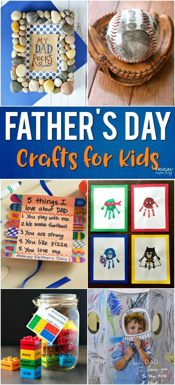Father'S Day Gift Ideas For Preschoolers To Make  17 Best ideas about Crafts For Kids on Pinterest