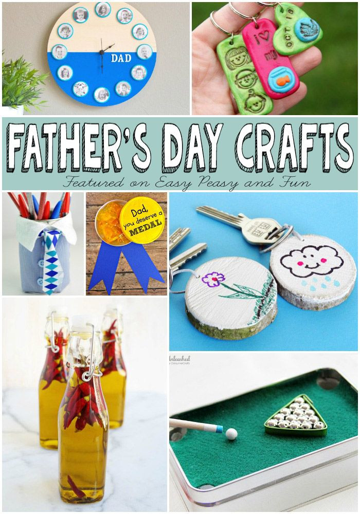Father'S Day Gift Ideas For Preschoolers To Make  Fathers Day Gifts Kids Can Make