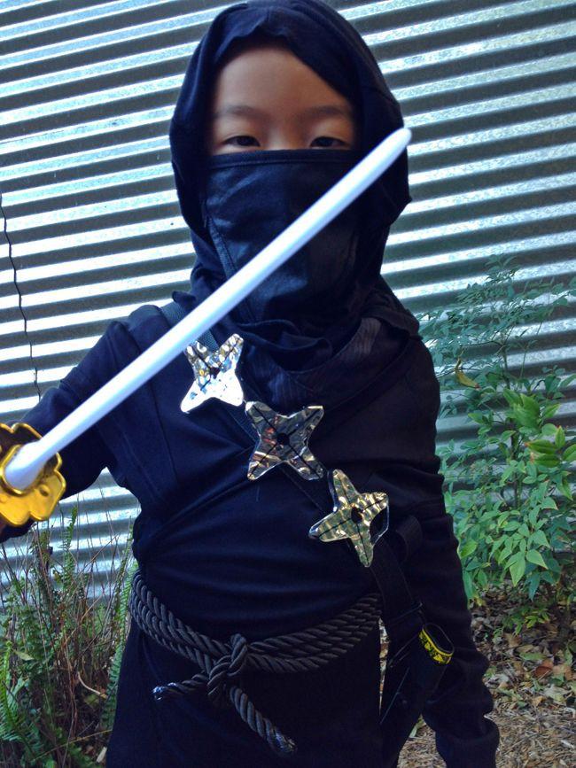 Female Ninja Costume DIY  17 Best ideas about Ninja Costumes on Pinterest