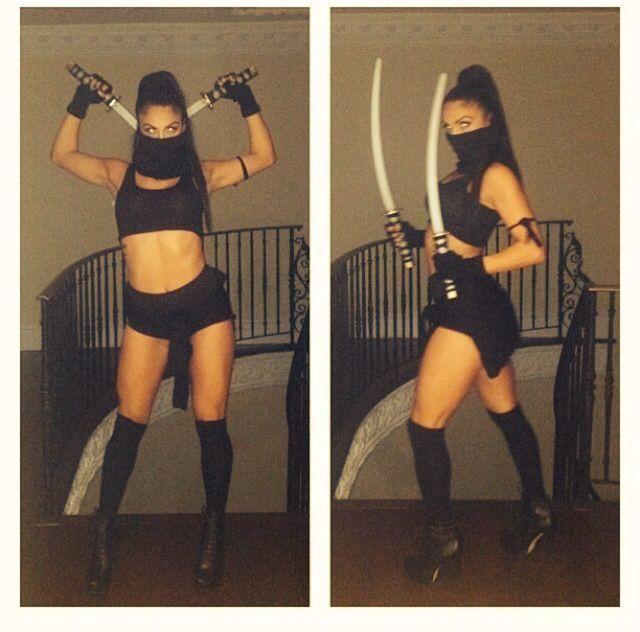 Female Ninja Costume DIY  Best 25 y ninja costume ideas on Pinterest
