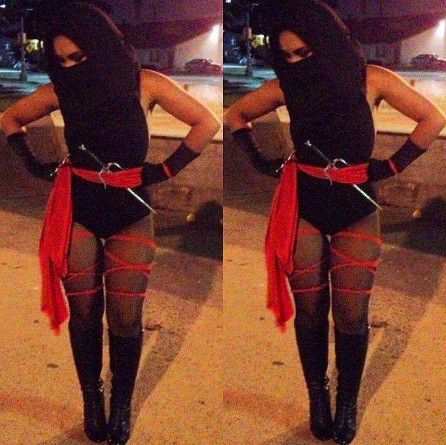 Female Ninja Costume DIY  Top 25 best y ninja costume ideas on Pinterest