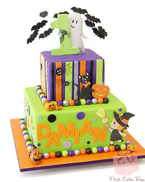 First Birthday Halloween Party Ideas  Birthday Party Themes