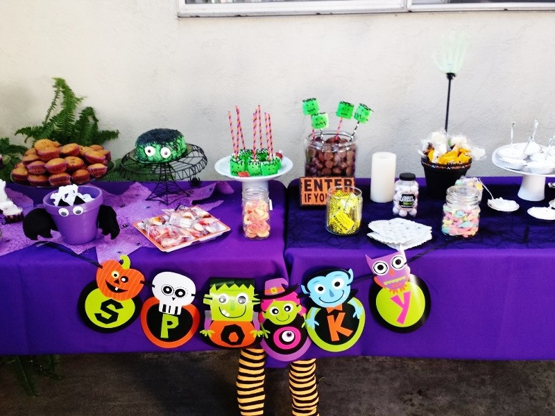 First Birthday Halloween Party Ideas  The Best Halloween Party Ideas