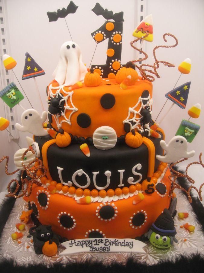First Birthday Halloween Party Ideas  24 best Mya s 1st birthday images on Pinterest