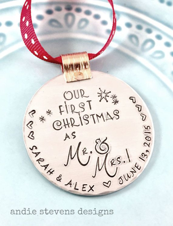 First Christmas Together Gift Ideas  1000 ideas about First Christmas Married on Pinterest