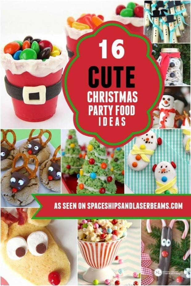 Food Ideas For A Christmas Party  21 Ugly Sweater Christmas Party Ideas Spaceships and
