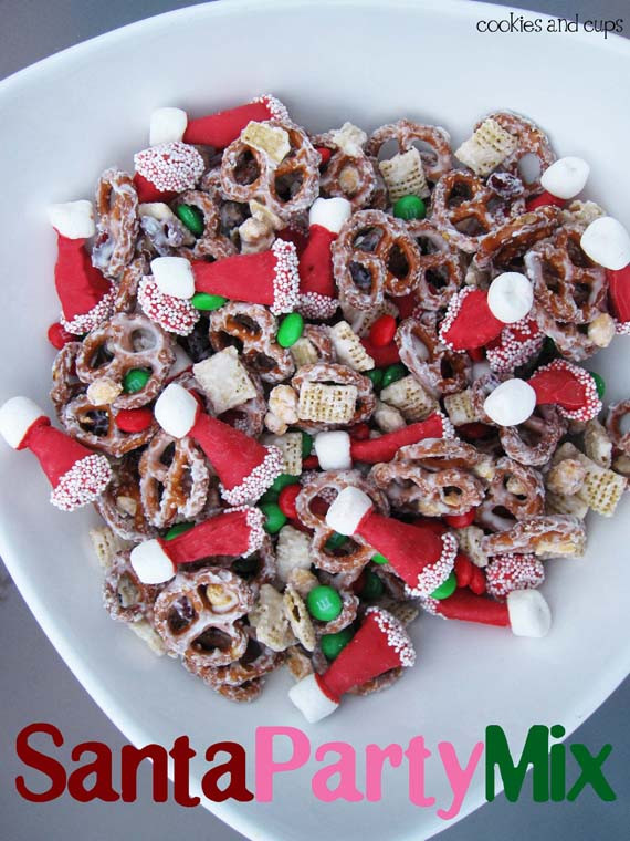 Food Ideas For A Christmas Party  Fresh Food Friday 15 Christmas Party Food Ideas Six
