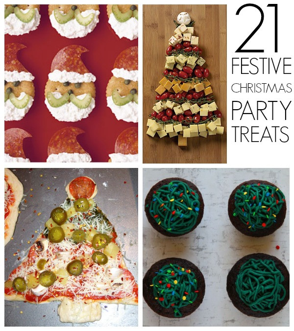 Food Ideas For A Christmas Party  21 Christmas party food ideas C R A F T