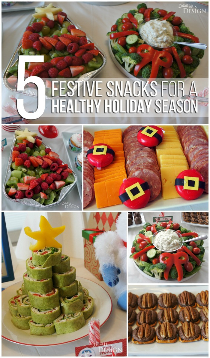 Food Ideas For A Christmas Party  Christmas Fun Games Activities Recipes & More