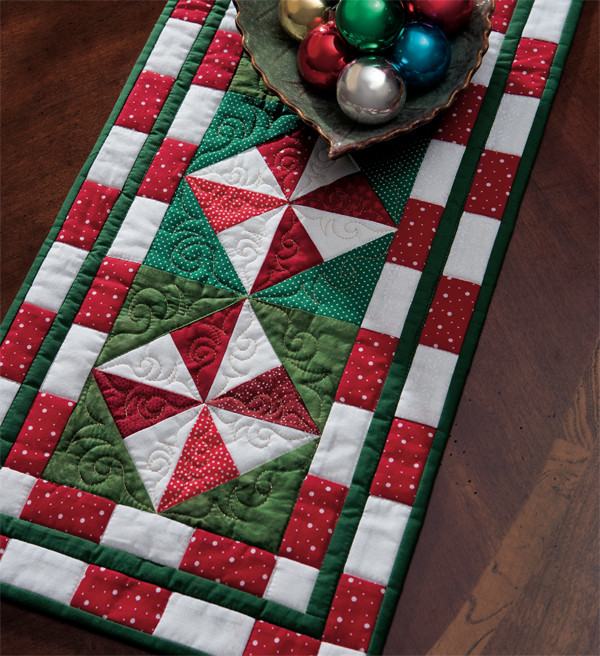 Free Christmas Table Runner Patterns  Free quilt pattern roundup our top 5 freebies