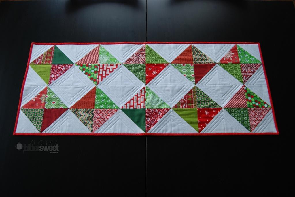 Free Christmas Table Runner Patterns  7 Free Table Runner Patterns to Dress Up Your Home