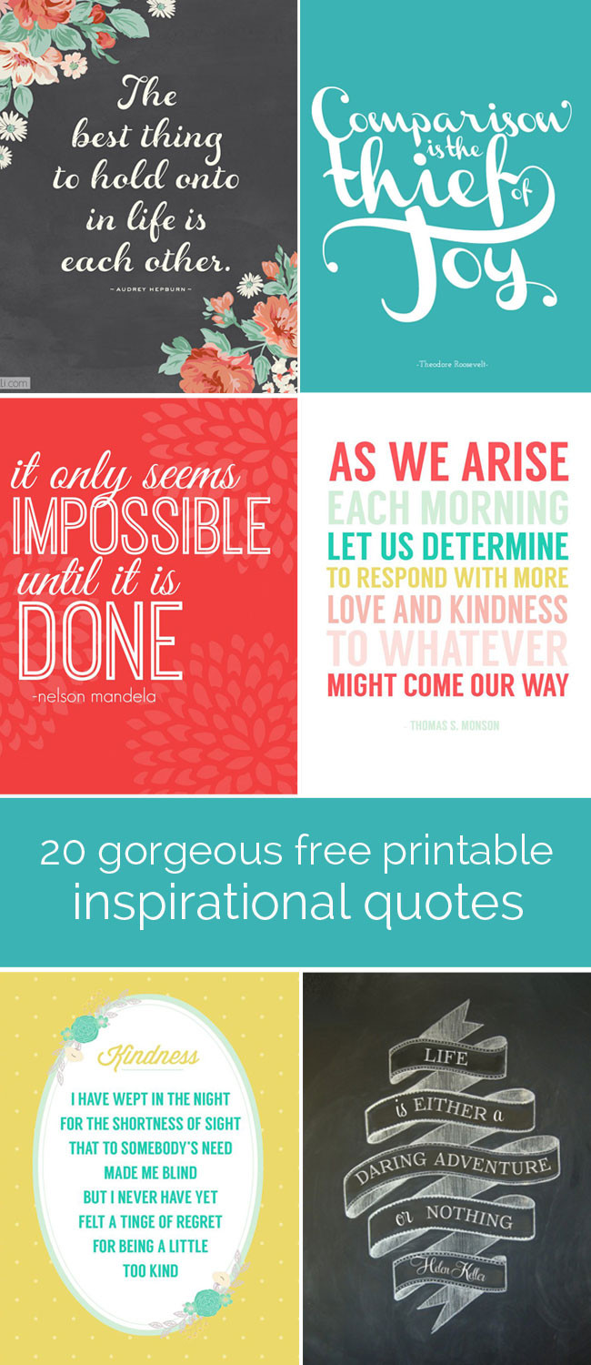 Free Motivational Quotes  Motivational Printable Quotes For Work QuotesGram
