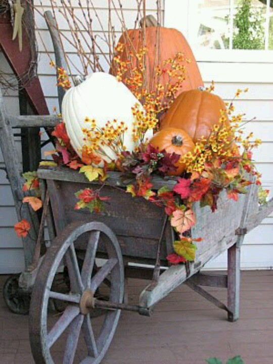 Front Porch Fall Decorating Pictures  120 Fall Porch Decorating Ideas Shelterness