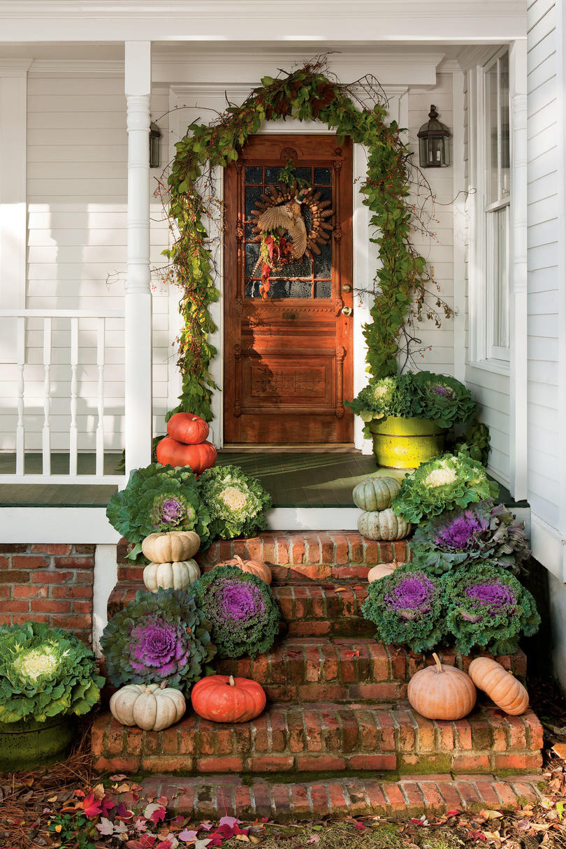 Front Porch Fall Decorating Pictures  Front Porches That Have Us So Ready for Fall Southern Living