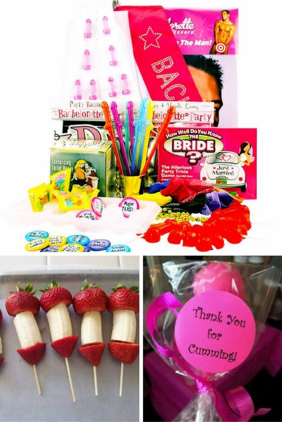 Fun Bachelorette Party Ideas  Fun and Naughty Bachelorette Party Ideas Let the Great